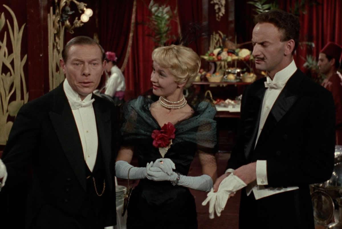Les Aventures d'Arsène Lupin (Jacques Becker)