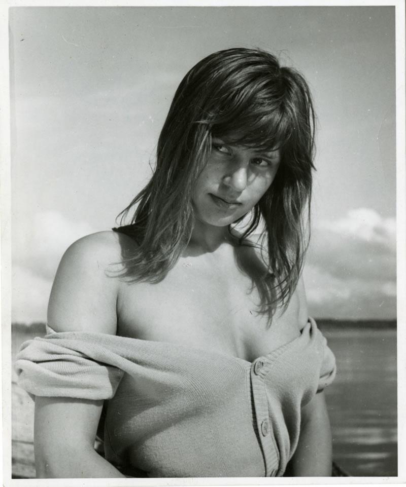"""Harriet Andersson dans """"Monika"""" d'Ingmar Bergman (1952)"""
