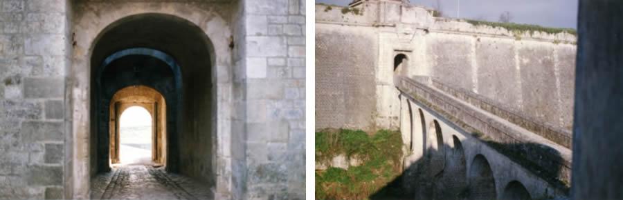 Photographies de répérage : Citadelle de Blaye (France)