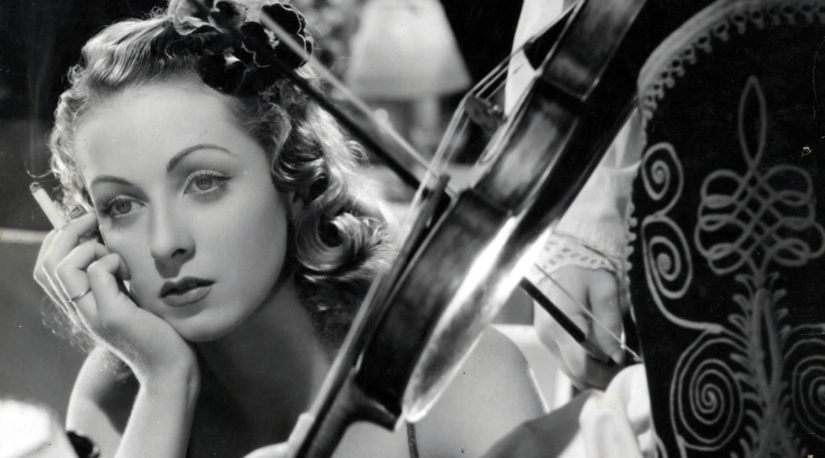 """Mélancolie magyare d'un nouveau mélodrame d'Henri Decoin """"Retour à l'aube"""", 1938"""