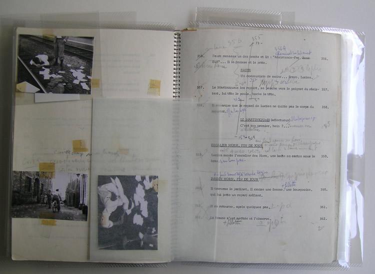 Script Lacombe Lucien (2)