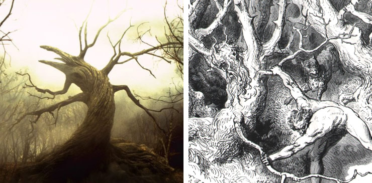 Sleepy Hollow / Gustave Doré