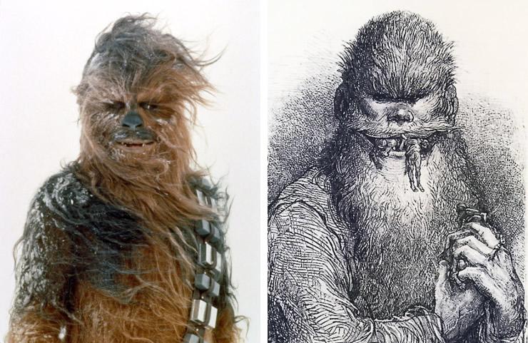 Star Wars / Gustave Doré