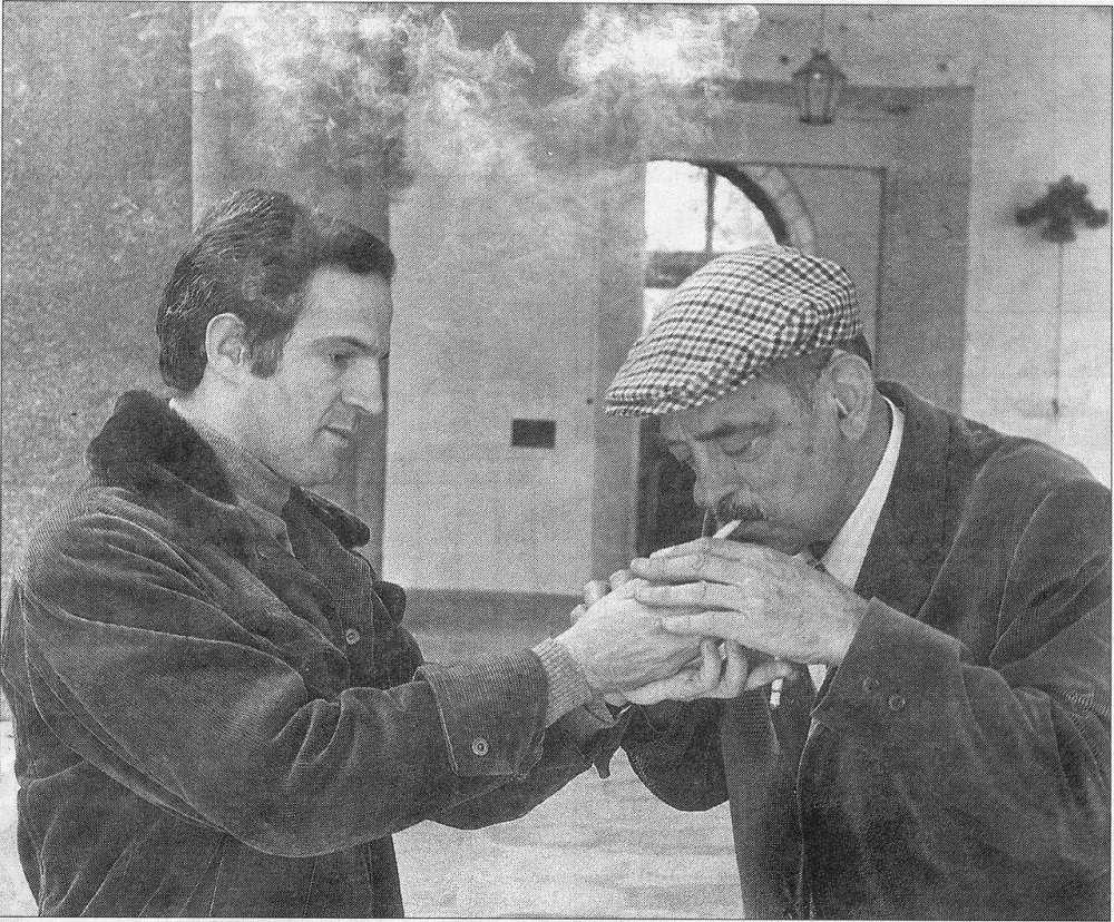 Truffaut et Buñuel