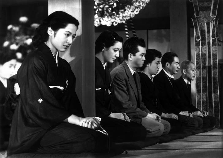 Voyage Tokyo 1953