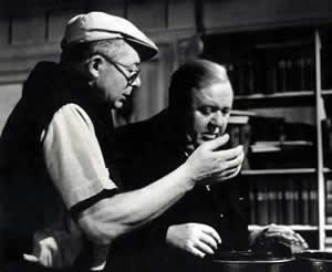 Wilder et Laughton