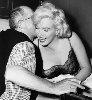 Wilder et Monroe
