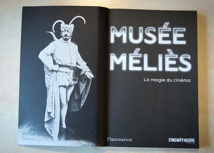 Catalogue Musée Méliès - La Magie du cinéma