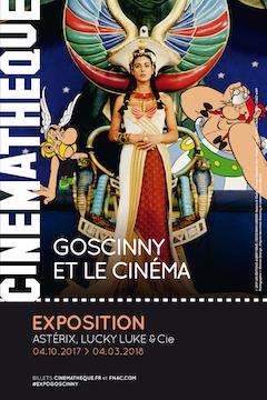 Affiche Exposition Goscinny