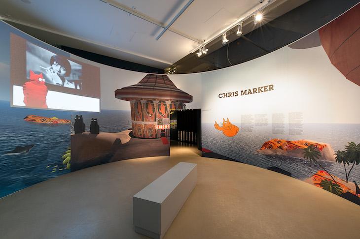 Chris Marker, les 7 vies d'un cinéaste - présentation à Paris