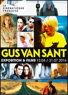 Exposition Gus Van Sant Cinematheque Francaise