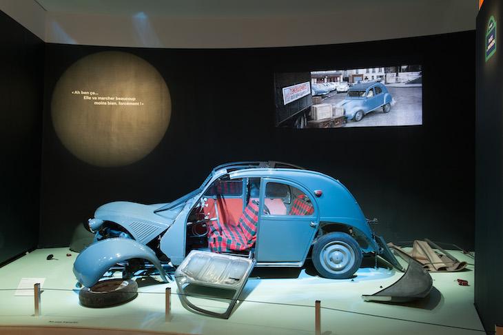 Louis de Funès, l'exposition - Photo Stéphane Dabrowski, Cinémathèque française