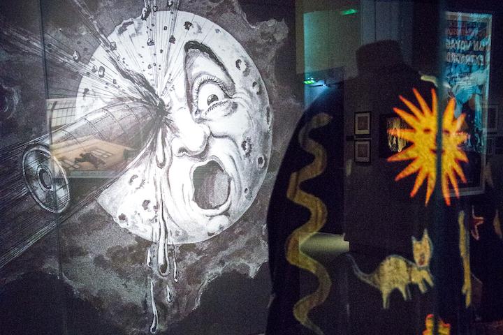Musée Méliès - Voyage dans la Lune