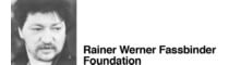 Rainer Werner Fassbinder Foundation