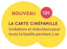 Carte Cine Famille