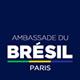 Logo de l'ambassade du Brésil