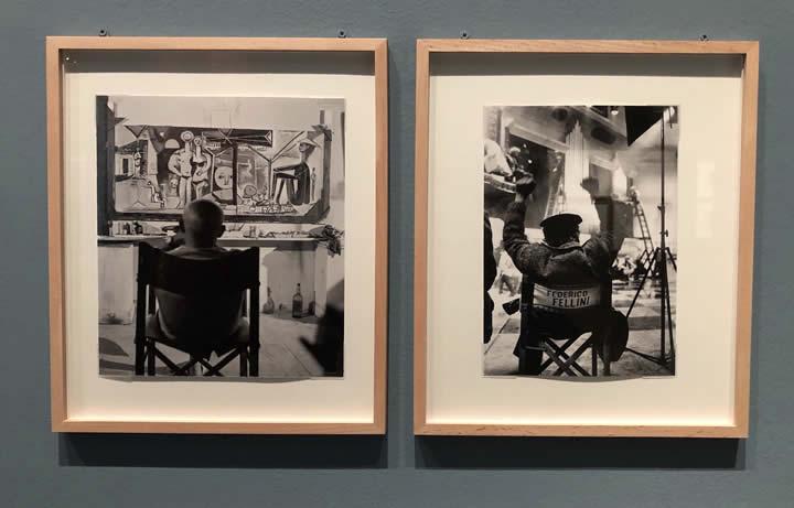 Scenographie De Lexposition Quand Fellini Revait De Picasso Photographies
